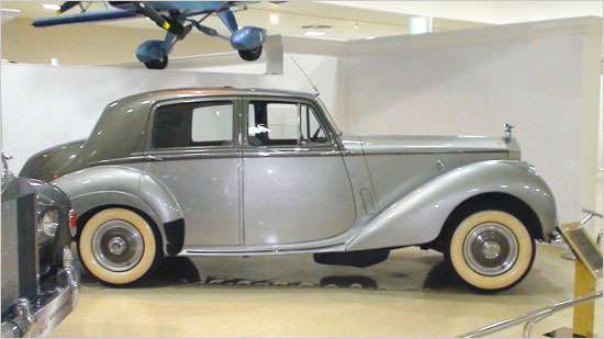 그라나다를 기억하십니까? 제주 세계 자동차 박물관 탐방기 2탄
