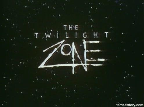 어린 시절의 상상력을 만나게 해주다. 환상특급(The Twilight Zone)
