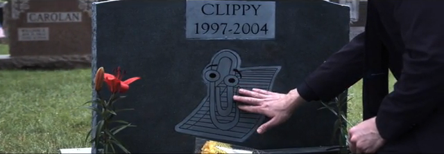 Rest In Peace, Clippy (1997-2004)