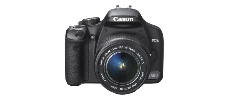 캐논 EOS 450D