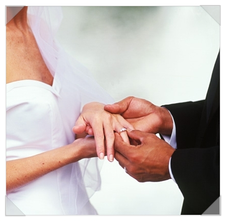 [결혼반지]결혼반지는 왼손 약지? 중지?