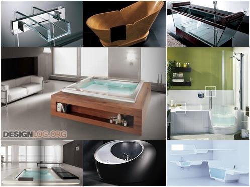 아름답고 럭셔리한 욕조. 욕실 디자인 7선 :: 디자인 로그(DESIGN LOG)
