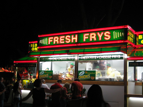 French Fries 일까?  Fresh Fries 일까?