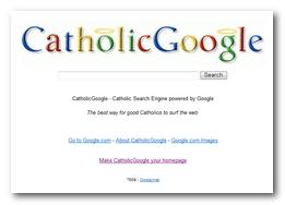 가톨릭 검색엔진, 가톨릭 구글?