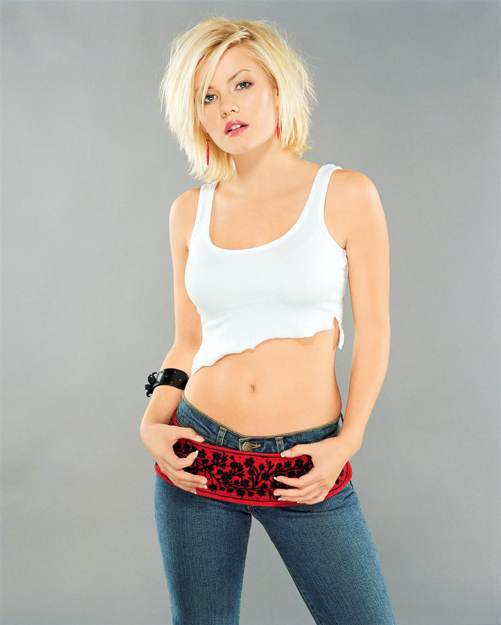 엘리샤 커스버트 섹시 사진, 섹시 화보
