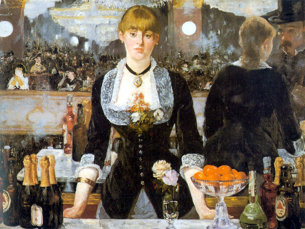 an analysis of edouard manets painting olympia Learn about the controversial art work of french painter edouard manet explore how his painting contributed to the rise of modernism and the.