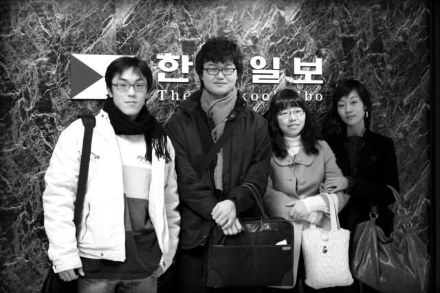한국일보 쌍화점 간담회