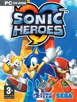 Thumbnail 1 for Sonic Heroes PC Save ALL EMERALDS