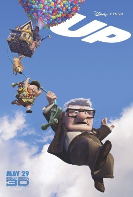 UP by Pixar in 3D