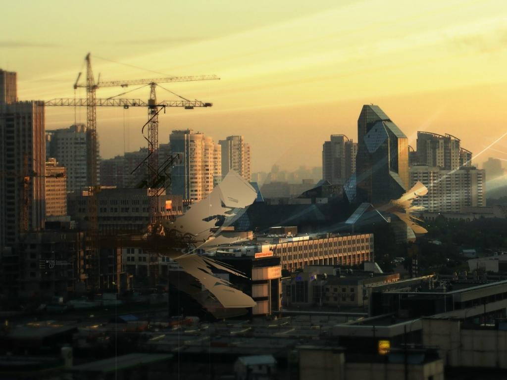 도시 사진, 도시 바탕화면