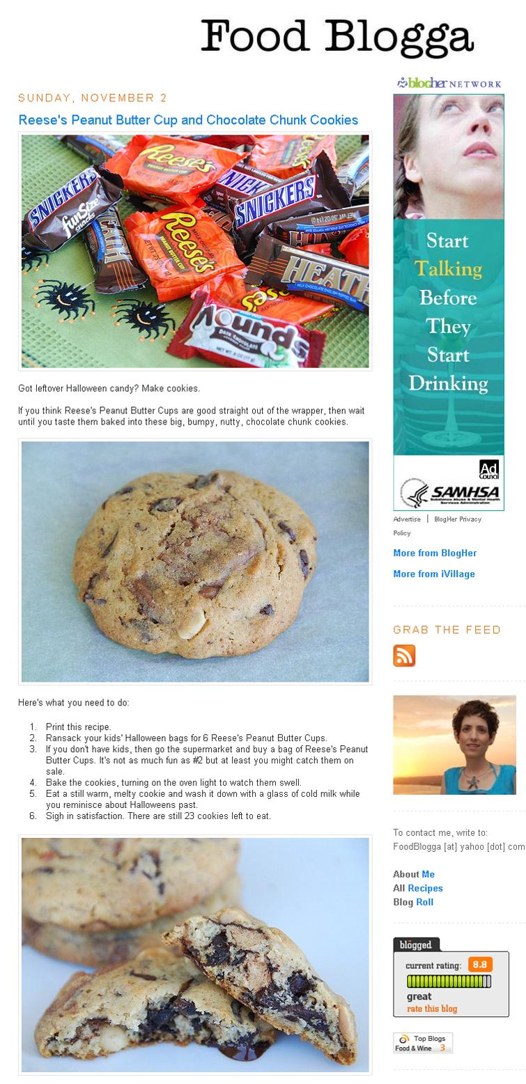 Food Blogga