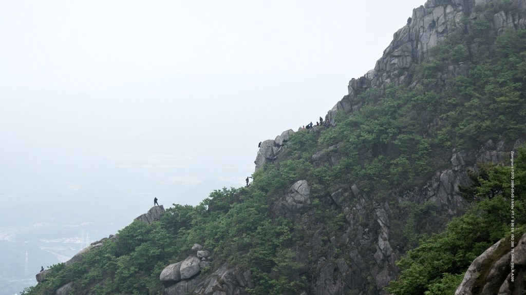 금정산등산 등산 가벼운코스