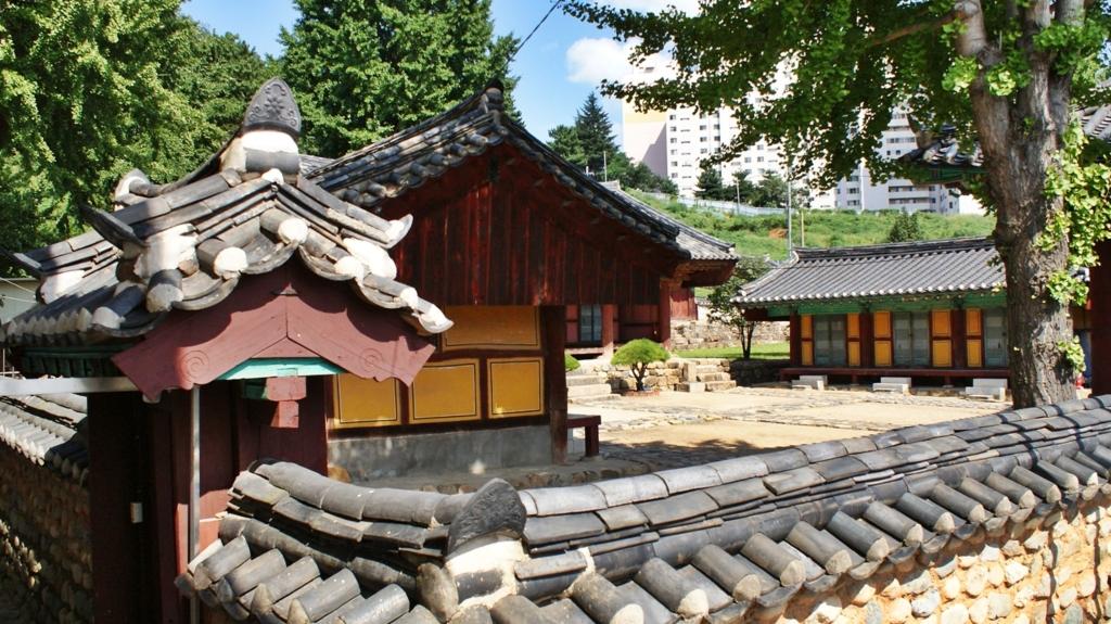 조선시대 지방 국립학교 명륜당(明倫堂)