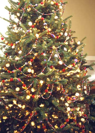 Sofies Verden :: How to Decorate a Christmas Tree