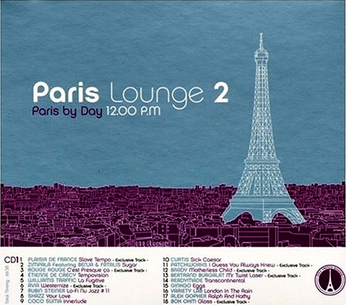 Paris Lounge 2