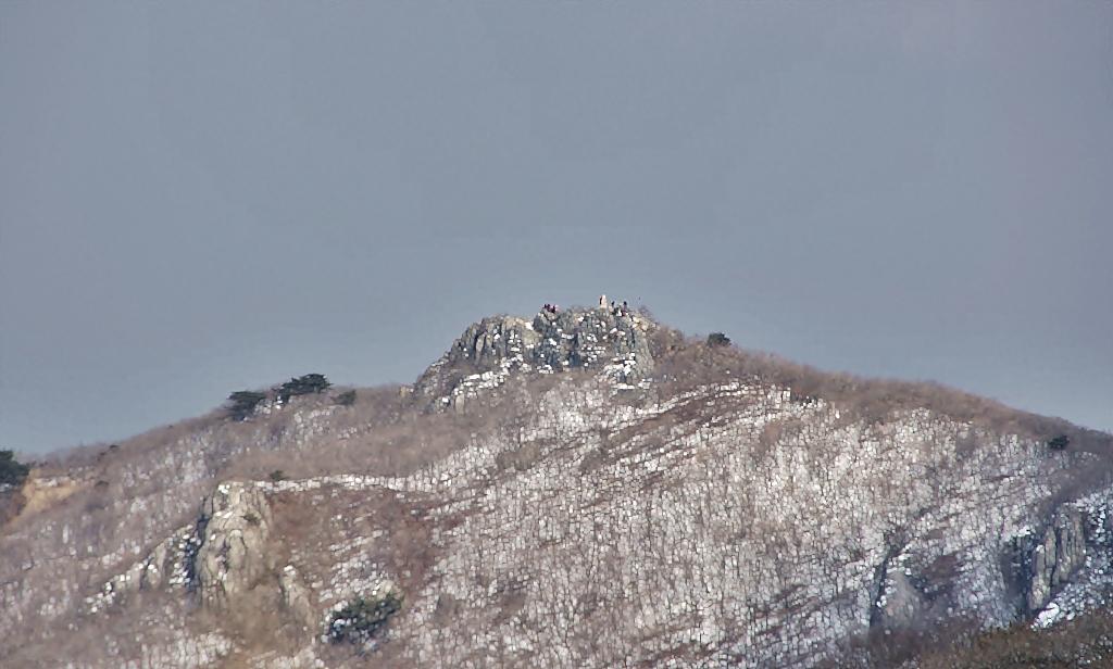 비로봉 천성산