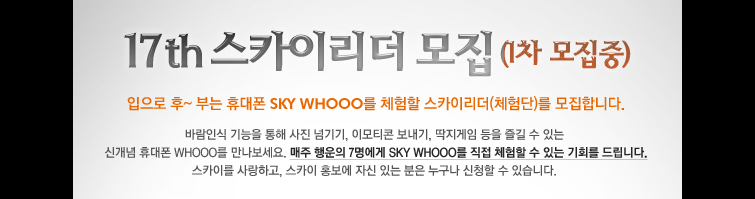 SKY WHOOO IM-S410