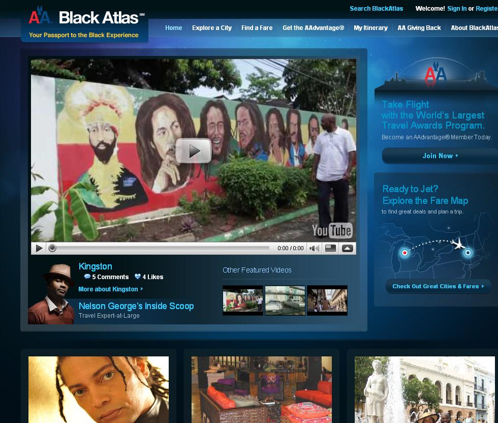 American Airline - BlackAtlas.com