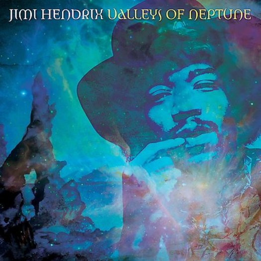 Jimi Hendrix - Valleys Of Naptune