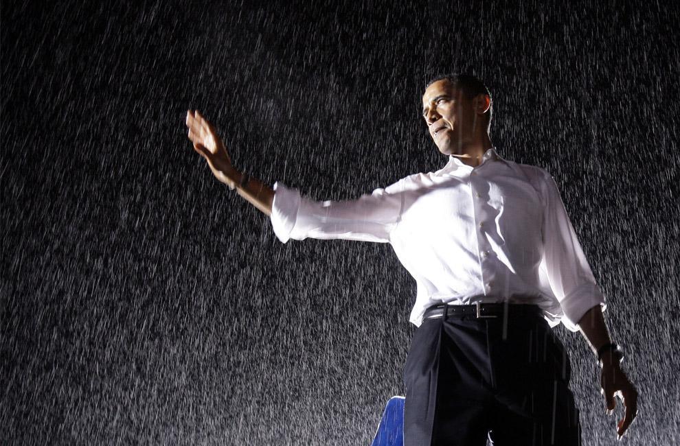 """""""링컨 이 후 최초..""""라는 칭호를 받는 차기 미국의 대통령 '오바마'"""