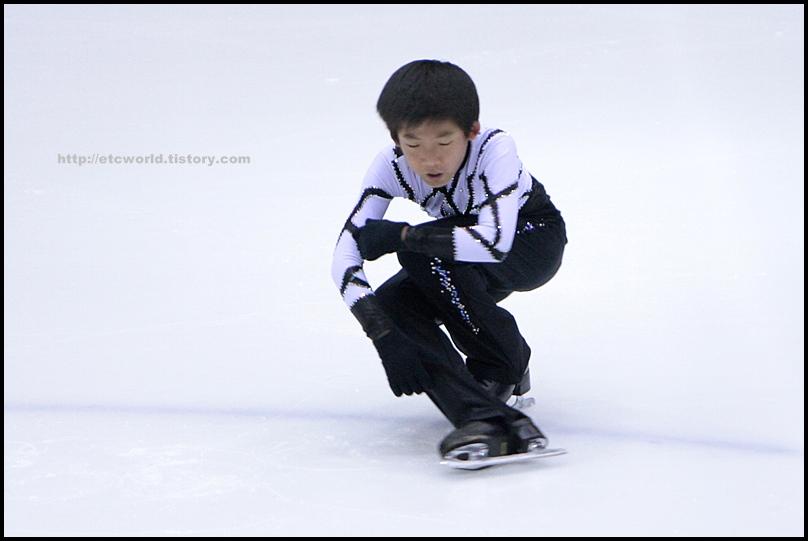'전국남녀 회장배 피겨 스케이팅 랭킹대회' 남자싱글 2그룹 노호원 선수의 FS.