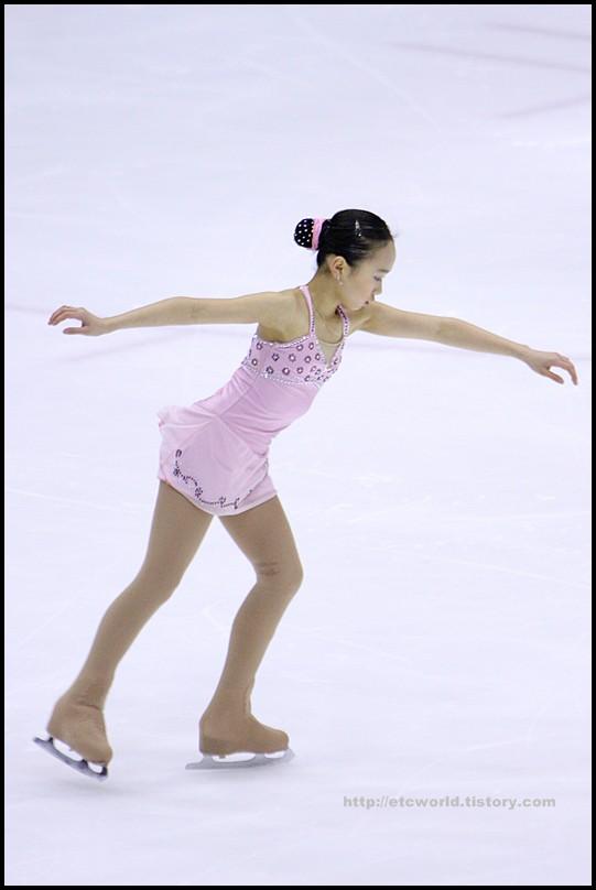 2008 전국남녀 회장배 피겨 스케이팅 랭킹대회 여자싱글 김현정 선수의 FS