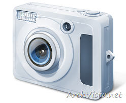 camera - Windows Vista icon